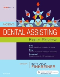 Mosby's Dental Assisting Exam Review