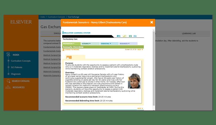 Elsevier live and on-demand sls training