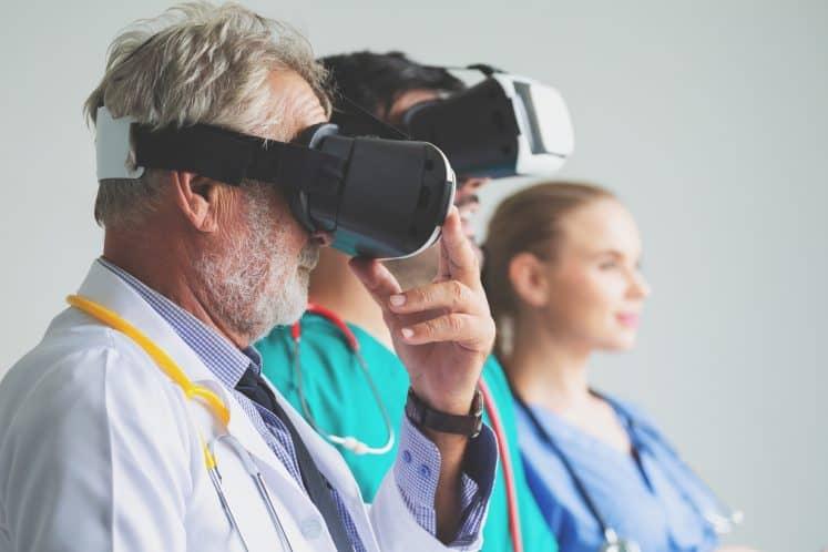 virtual reality simulation in nursing education
