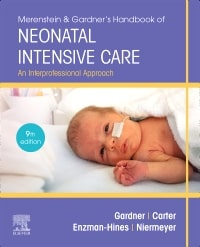Merenstein & Gardner's Handbook of Neonatal Intensive Care Nursing