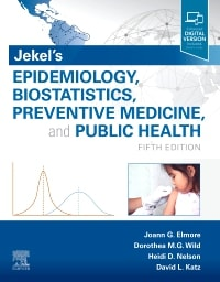 Jekel's Epidemiology Biostatistics, Preventive Medicine, and Public Health