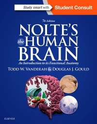 Nolte's The Human Brain: An Introduction to Its Functional Anatomy - With Student Consult Online Access